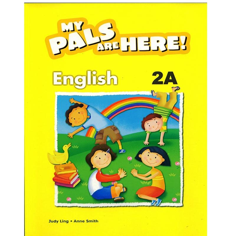 新加坡小学my pals are hereenglish英语学生用书2a国际版备考aeis