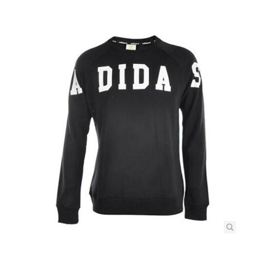 幸运叶子adidas/阿迪达斯2014秋neo男款运动套头衫卫衣m32348