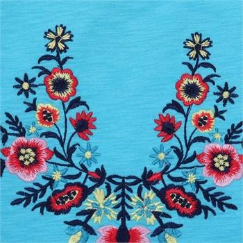 中国风古代刺绣