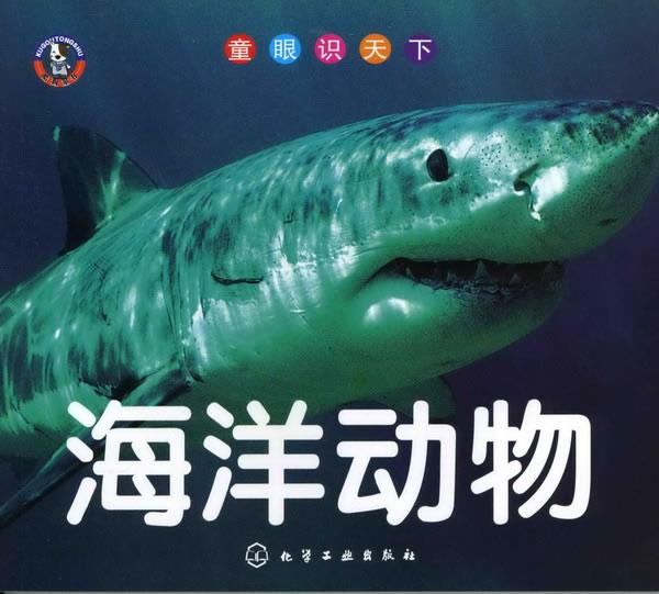 童眼识天下--海洋动物(宝宝的第一本海洋动物书)