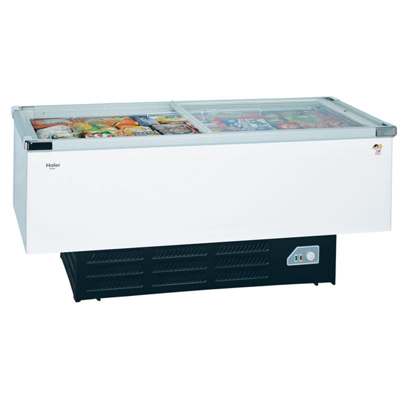 haier/海尔 sc/sd-568双温568升冷冻冷藏卧式商用展示冷柜 全国联保