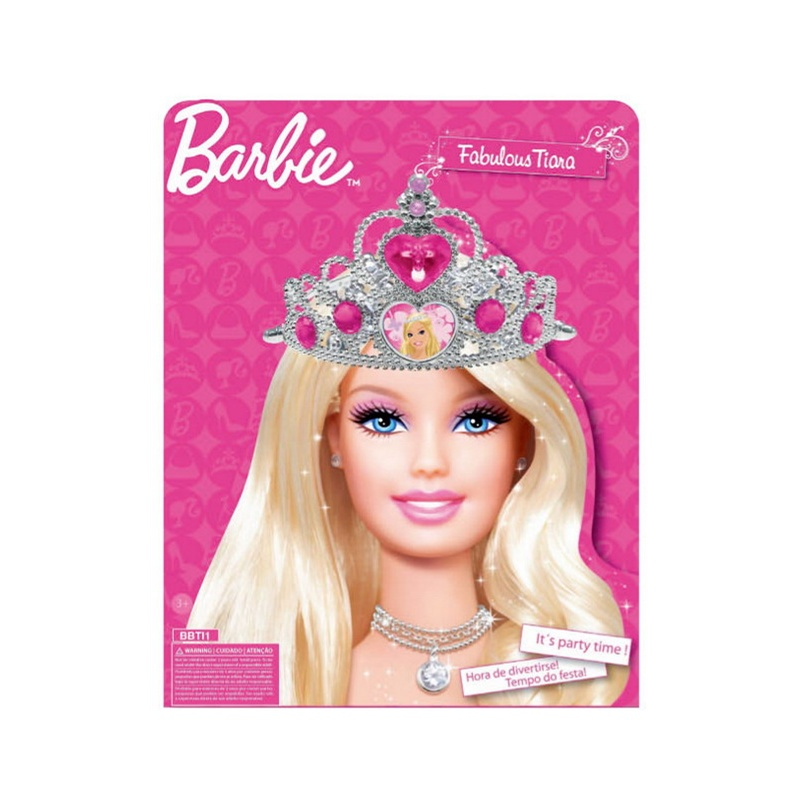 如何自制芭比的皇冠图解