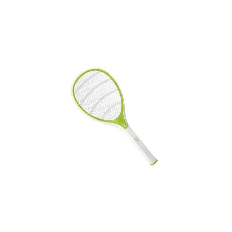 雅格充电电蚊拍家用带灯灭蚊拍多功能苍蝇环保灭蚊5615(颜色随机)