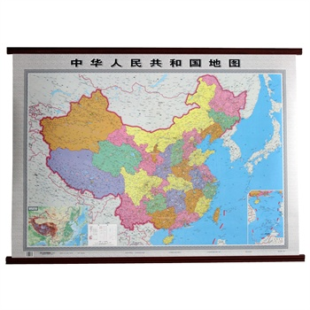 【山东省地图出版社1