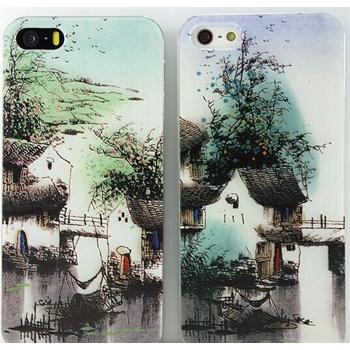 iphone5|5s中國風手機殼