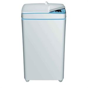 haier海尔 i wash-1c 全自动迷你双动力洗衣机 电脑控制 3kg洗涤