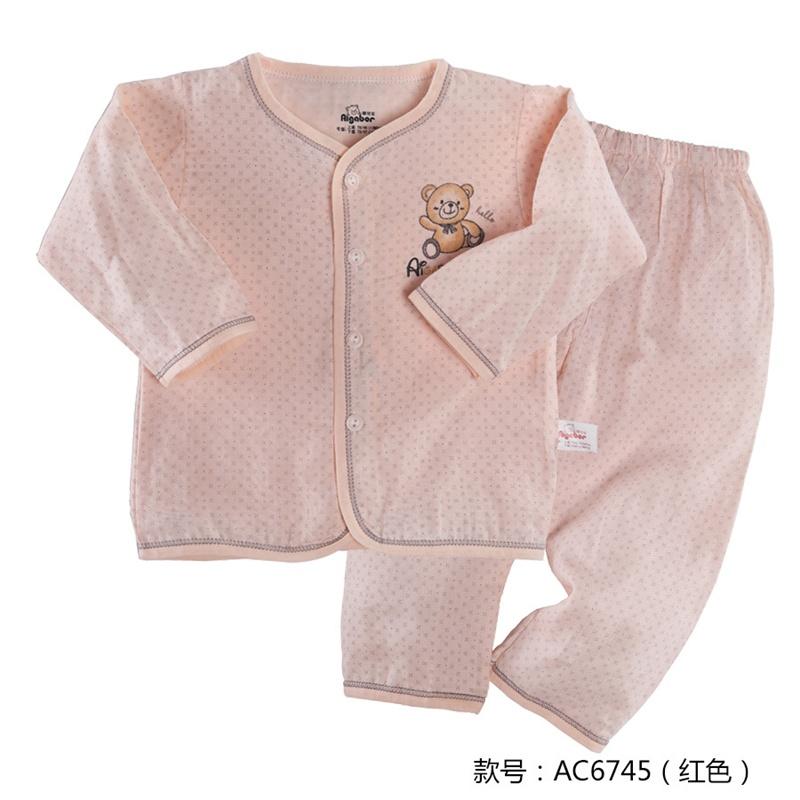 童装内衣套装婴儿和尚服纯棉新生儿宝宝夏季