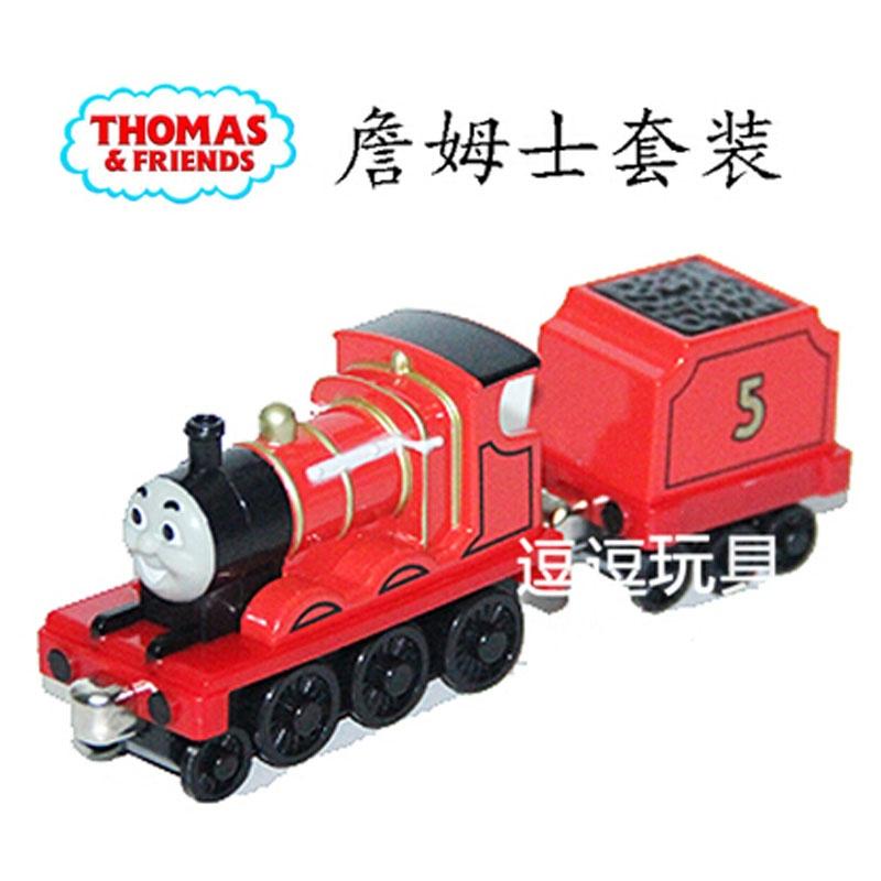 正版合金托马斯小火车玩具