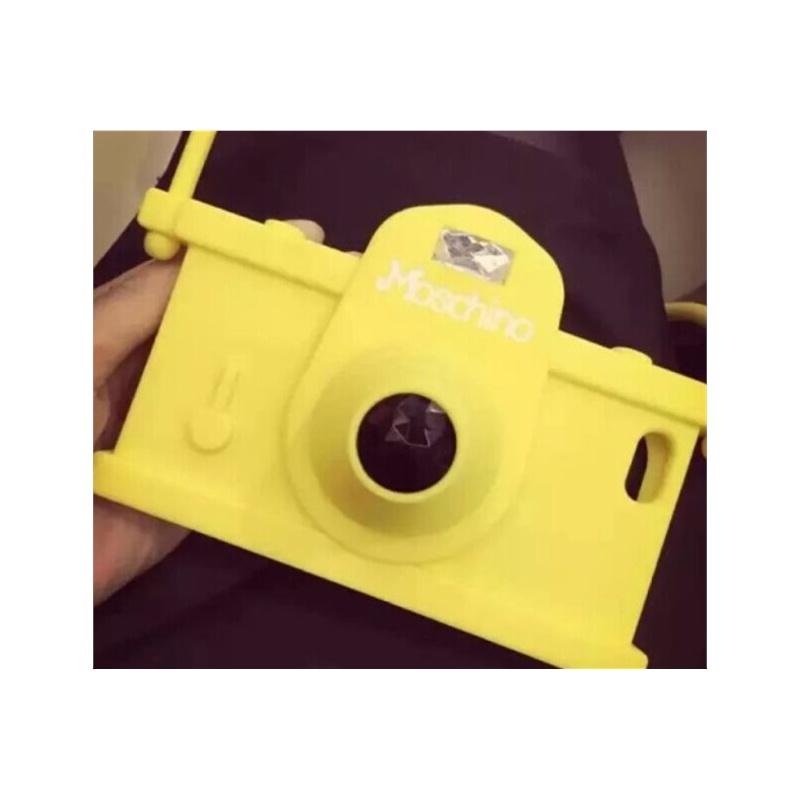 【apple/苹果iphone6/5s手机保护套】立体照相机6