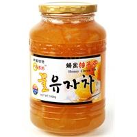韩果郎 蜂蜜柚子茶 1kg