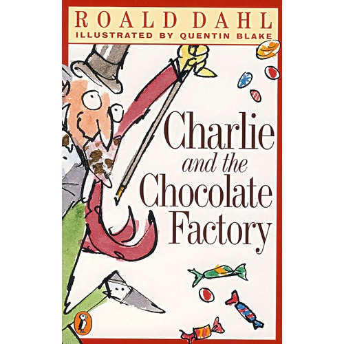查理巧克力工厂手抄报