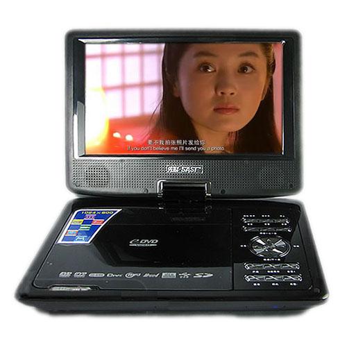 先科st-216 黑色 移动dvd 9寸