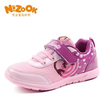 奈足童鞋 2015年春秋季新款女童朵拉可爱休闲鞋女孩子