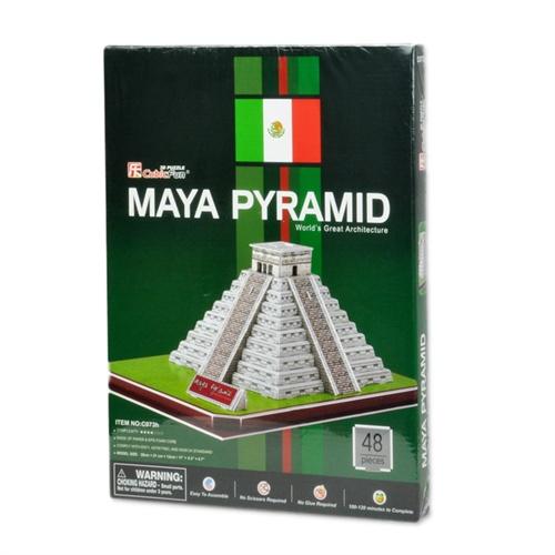 墨西哥玛雅金字塔