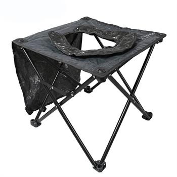 米密尔折叠马桶椅 户外便携移动简易马桶椅
