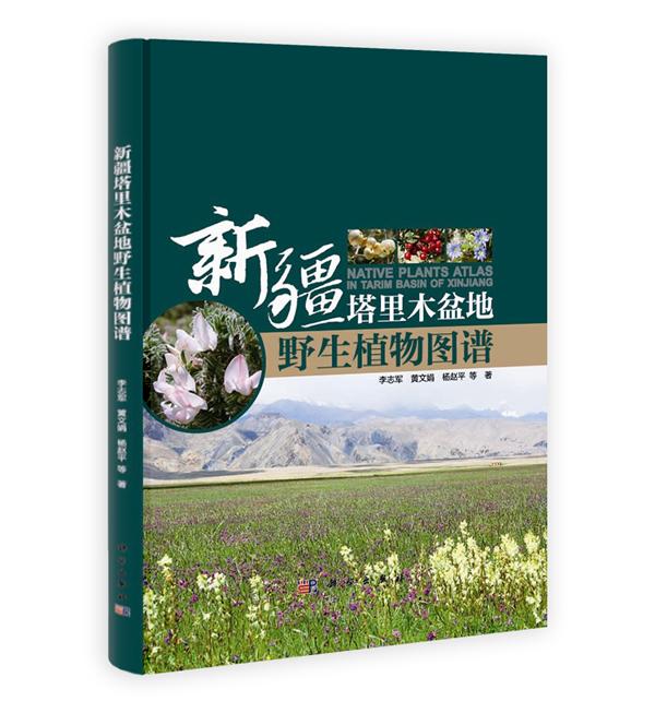 新疆塔里木盆地野生植物图谱