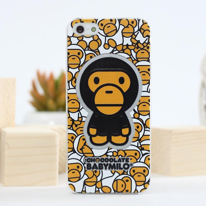 捣旦iphone5--手机套卡通 苹果5s手机壳 新款 超薄可爱 iphone5套