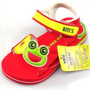 越南平仙2011新款儿童女凉鞋