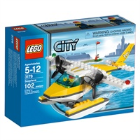LEGO 乐高 水上飞机 L3178