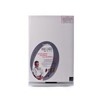 HealthWay豪斯威尔空气净化器 10600-9 有效去除病毒 雾霾 甲醛 细菌灰尘 PM2.5 EMF高效过滤技术通过美国FDA认证 适用于30平米以下的卧室办公室(晋阳博家电独家销售)