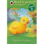 Ladybird:Chicken Licken(Read It Yourself-Level 2) 小瓢虫分级读物:《小鸡里肯》(阅读级别:2)ISBN 9781409307174