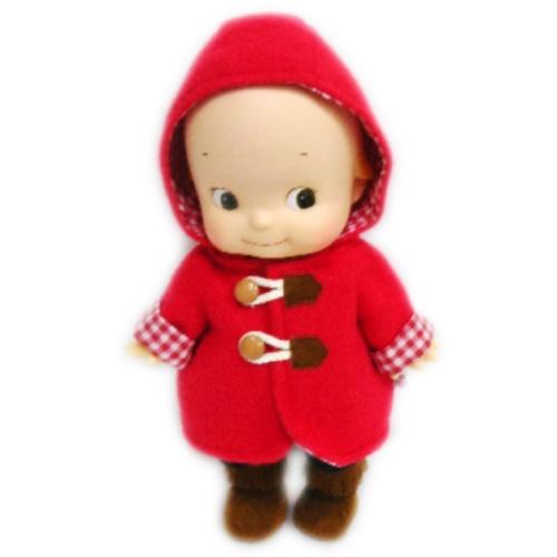 丘比娃娃 红衣冬装丘比图片】高清图