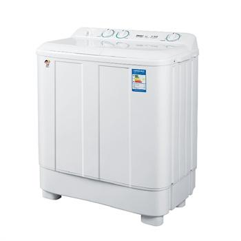 haier 海尔xpb80-1187bs家家喜 双缸半自动洗衣机 8