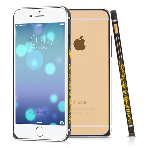 hoco iphone6手机壳 iphone6金属边框 苹果iphone6手机套 iphone6保护