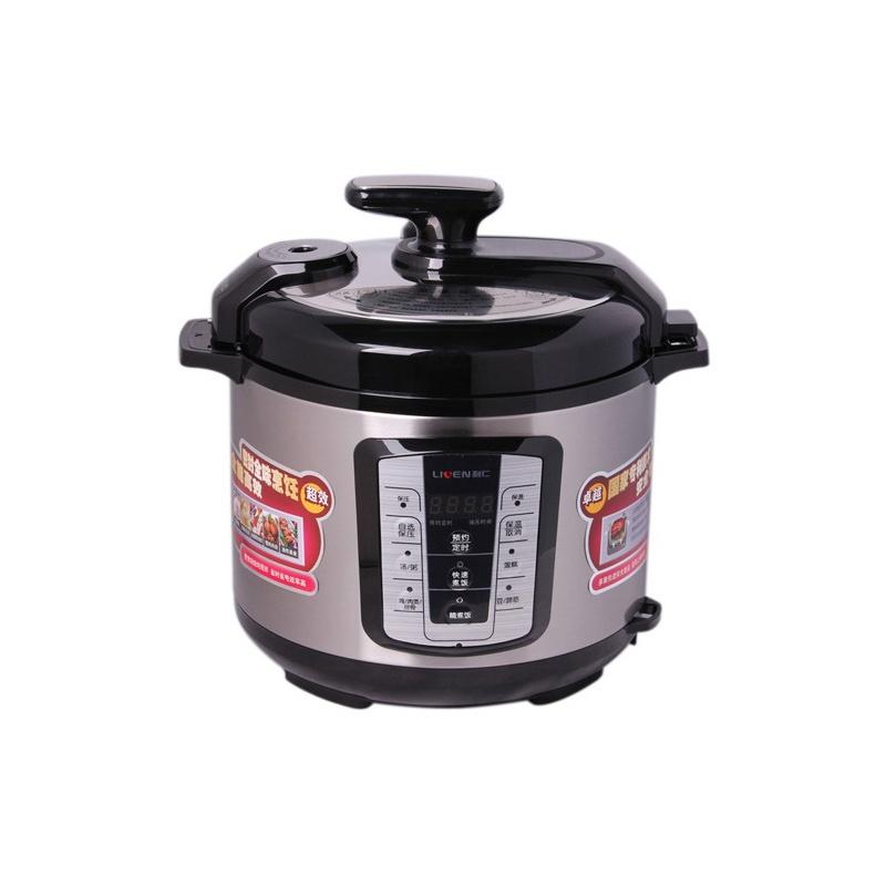 利仁电压力锅dng-4002(不锈钢)