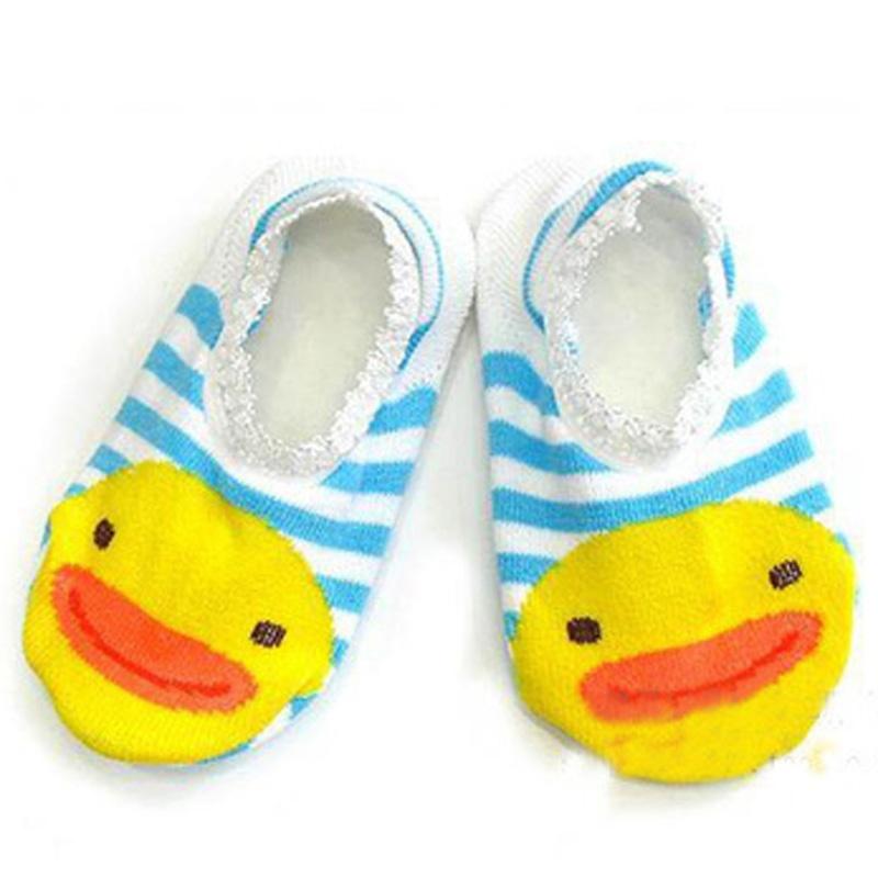 钩鞋子花样图解鸭