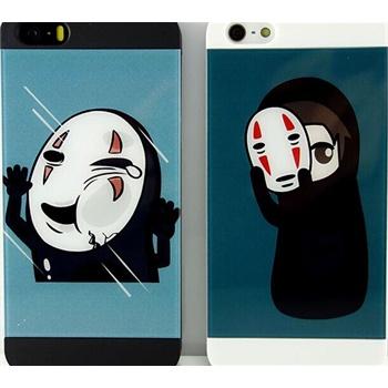 bankaden钢铁侠主题个性手机壳保护套适用于苹果iphone6白金4.7英寸