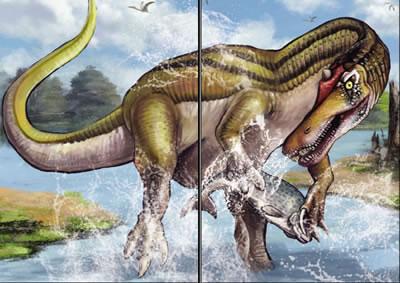 你一定没听过的神秘动物故事·远古系列:强大的恐龙帝国