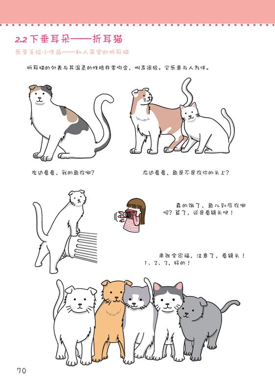 乐享幸福手绘——动物大集合