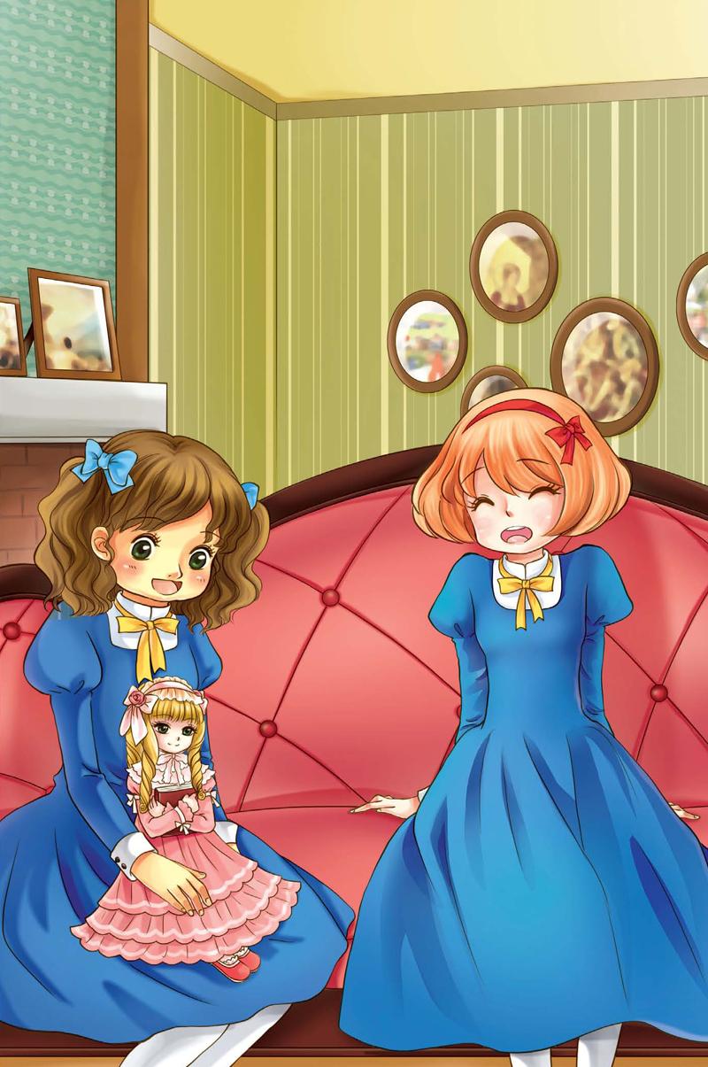 配以精美的彩图,将小公主萨拉一一呈现,小朋友们,赶紧走进小公主萨拉