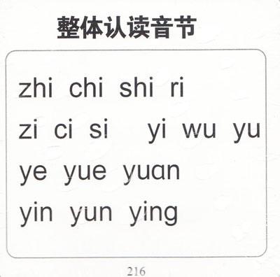 正版 成长树无图学习卡.拼音 长江文艺出版社 9