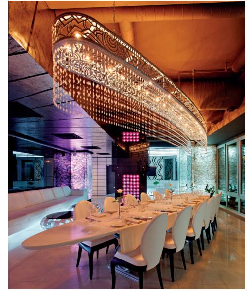 当餐厅爱上主题--餐饮环境设计