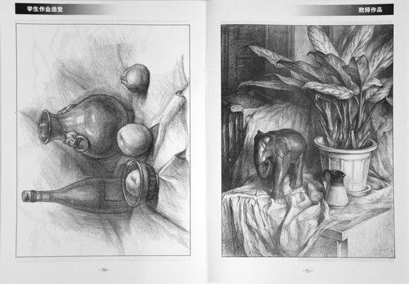 信息中心 素描基础教程(二)   素描入门教程怎么画一个苹果1,首先,画