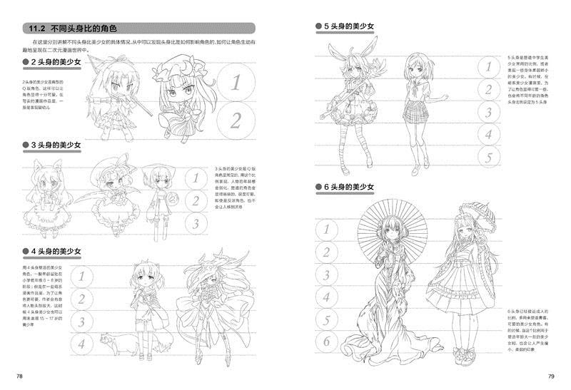 公主裙設計圖素描