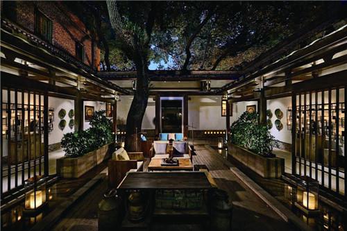 东方韵律 新中式餐饮空间设计