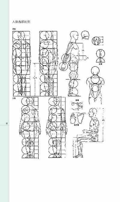 伯里曼手部速写,伯里曼速写结构图,伯里曼速写人物图片,伯里