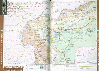 新疆维吾尔自治区铁路 航空 乌鲁木齐市交通详图 乌鲁木齐市交通分析