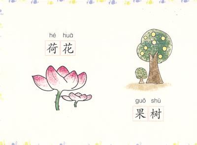 公主皇冠头饰简笔画图片;; 【正版】幼儿简笔画:植物风景; 儿童通过对