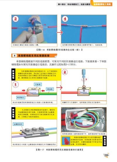 1 识读供配电接线图(p54-p57)  3.1.