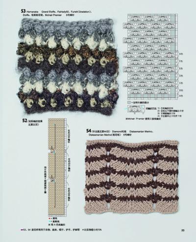 【rt6】我爱编织--冈本启子的创意棒针编织花样精选150(值得典藏的