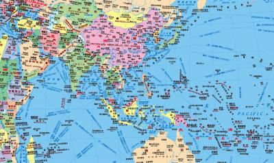 世界哪个国家面积排名