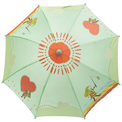 儿童手绘伞面设计图片
