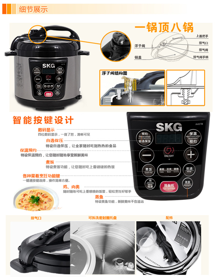 skg温控器实物接线图
