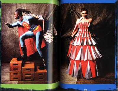 概念设计--服装设计