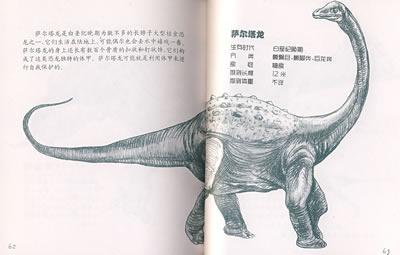 随身恐龙秘籍: