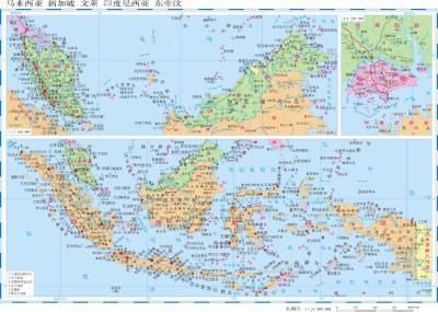 世界地图册(革皮)(实用价值高,内容丰富权威,形式美观大方,携